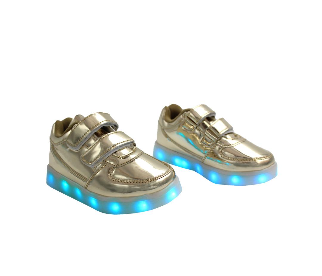 ddf38268612314 kids-gold-ledshoes-lowtop-1. K02G 2