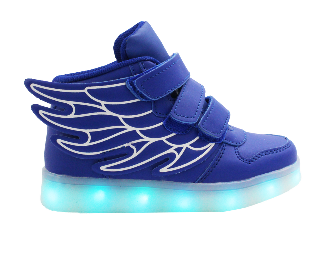Girls Size  Light Up Shoes