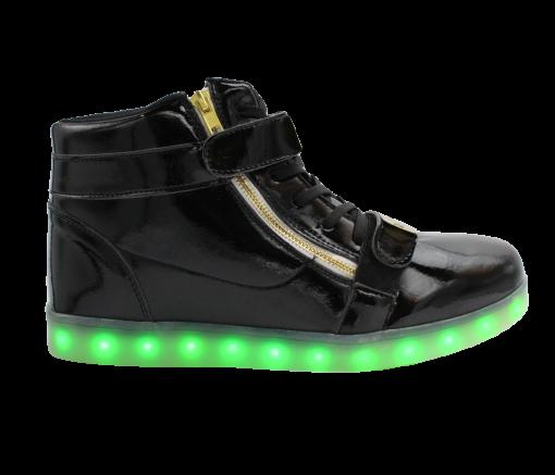 mens-black-hightop-ledshoes-png