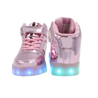 kids-pink-shiny-ledshoes-hightop-3