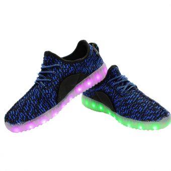 mens-blue-yezzy-ledshoes-3