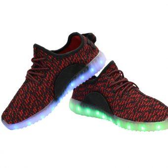 mens-redandblack-ledshoes-lowtop-3