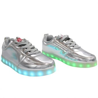 kids-silver-ledshoes-lowtop- 2