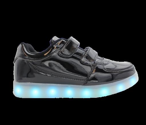 kids-black–strap-ledshoes-lowtop-1