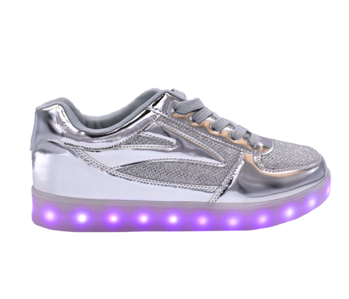Kids-silver-ledshoes-lowtop-1